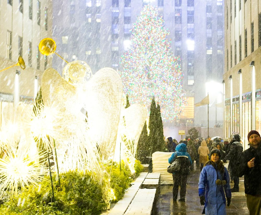 My favourite places for Christmas shopping in New York