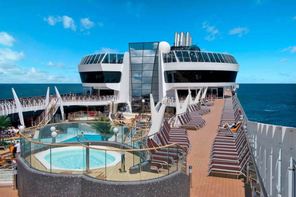 Sarah Slattery, The Travel Expert reviews cruising