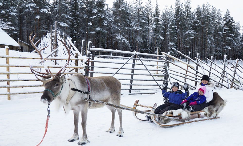 Sarah Slattery, The Travel Expert offers an over night trip to Lapland
