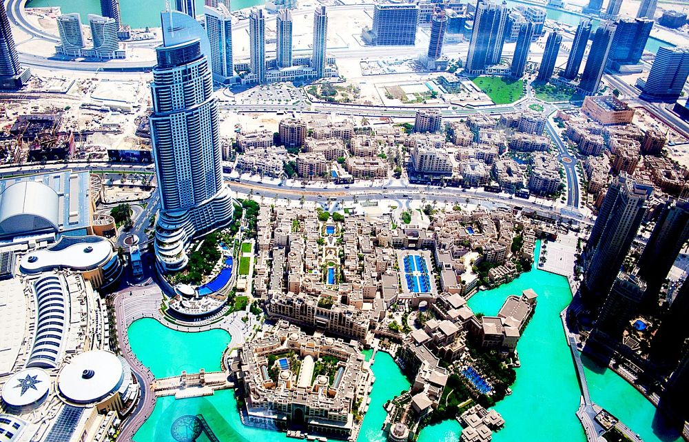 Top Holiday Destinations 2019 - Dubai