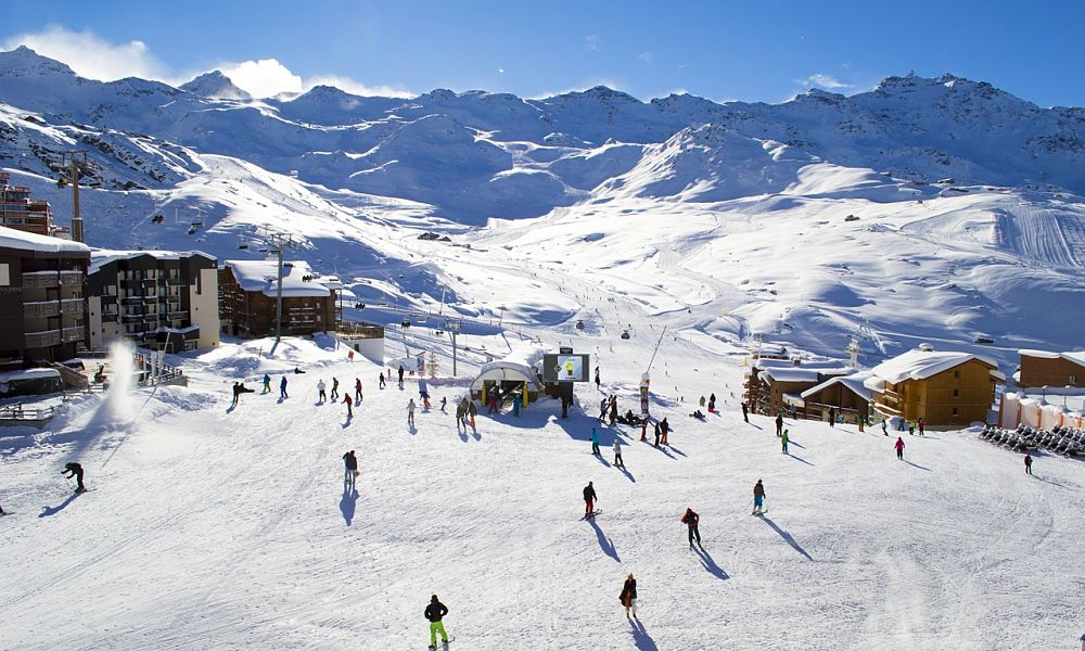 The Travel Expert's top ten ski resorts for beginners