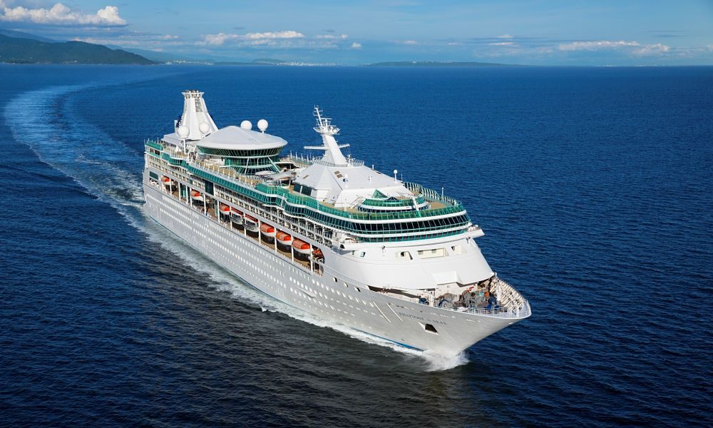 Rhapsody of the Seas offer for the October Mid Term Break from The Travel Expert