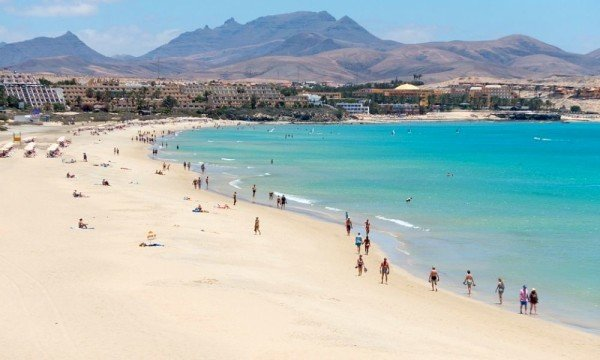One week package deal to Fuerteventura