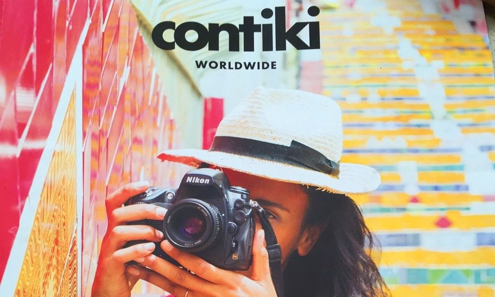 Contiki launches new worldwide brochure from Ireland