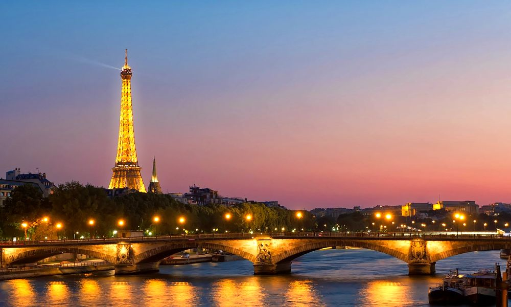 Paris one of my top ten romantic destinations by The Travel Expert