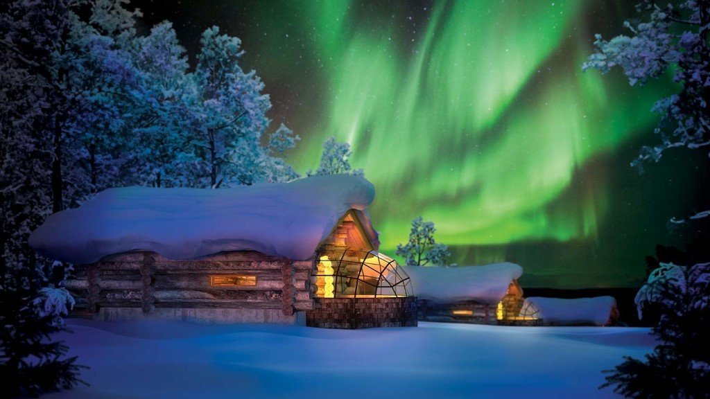 Lapland one of my top ten romantic destinations by The Travel Expert