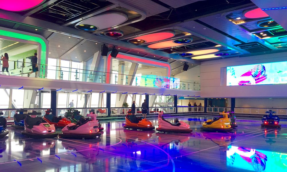 Review of Royal Caribbean's Ovation of the Seas