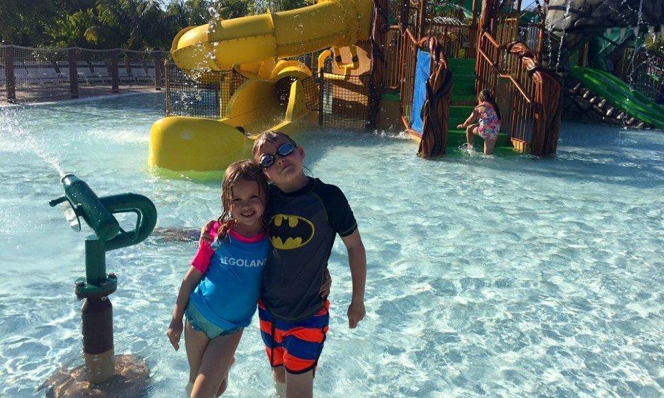 family holiday in menorca