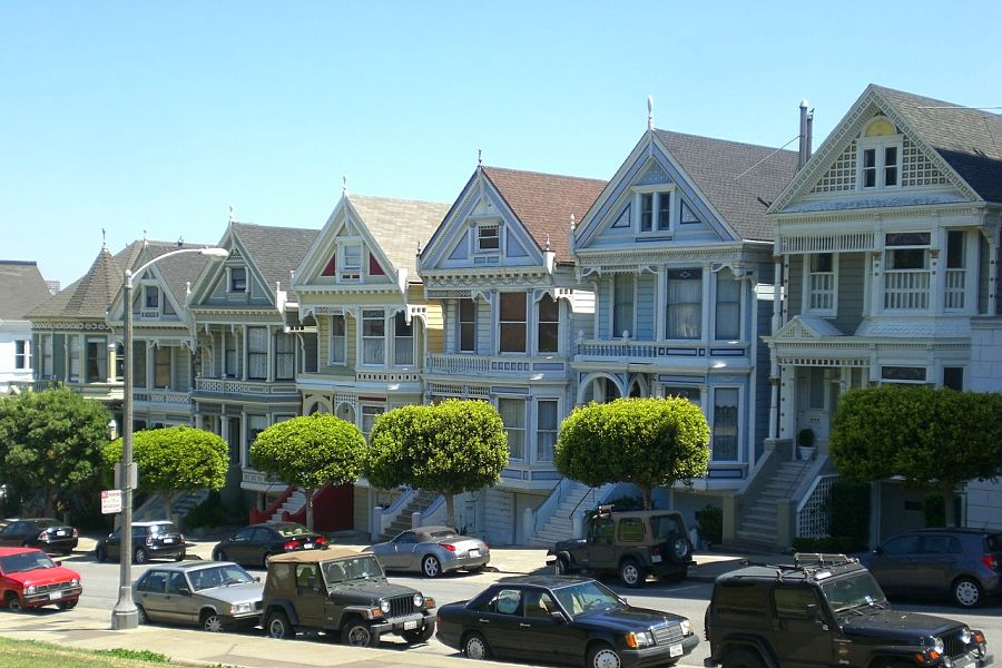 The streets of San Francisco by The Travel Expert