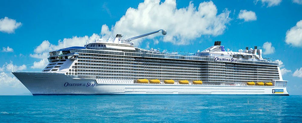 Royal Caribbean's Ovation of the Seas
