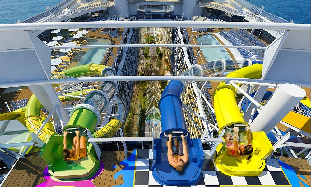 Introducing Royal Caribbean's Newest Ship, Symphony of the Seas