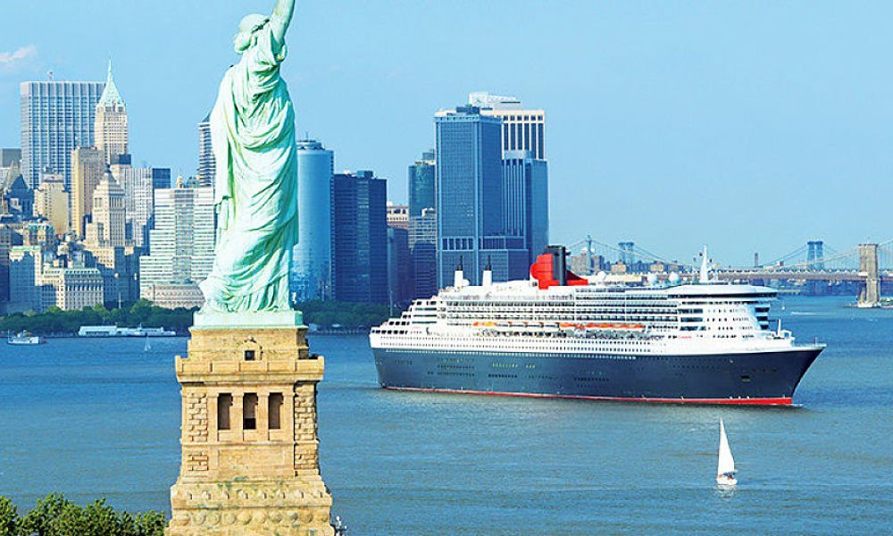 jetline cruise to New York