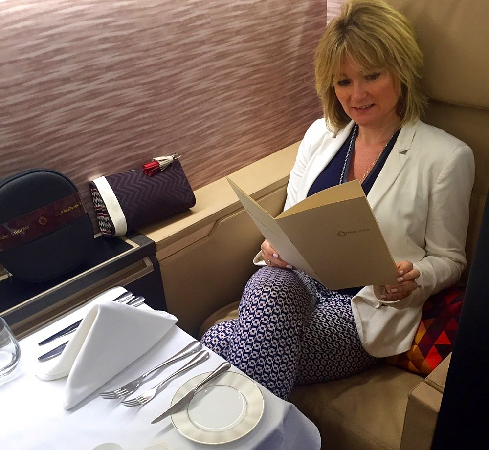 The Travel Expert reviews Etihad Airways Economy, Business and The Residence