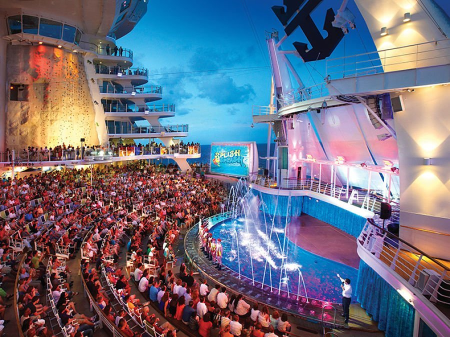 review of Harmony of the Seas
