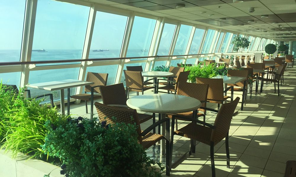 The Glass House on TUI Discovery