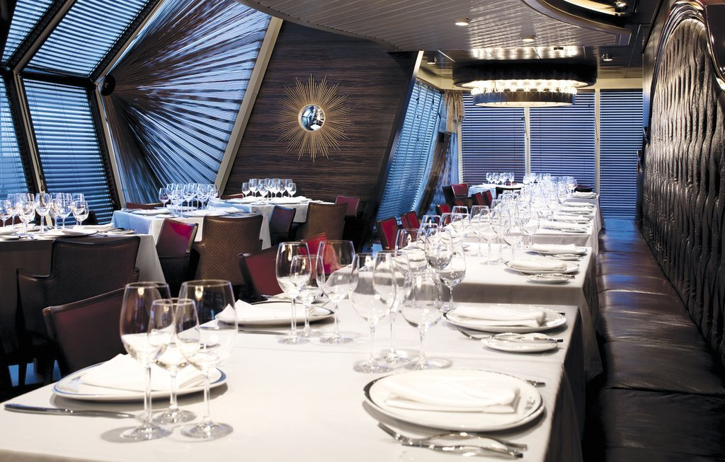 Surf & Turf Steakhouse on TUI DIscovery