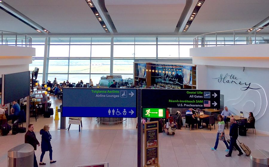 Top ten things to do in Dublin airport before you fly