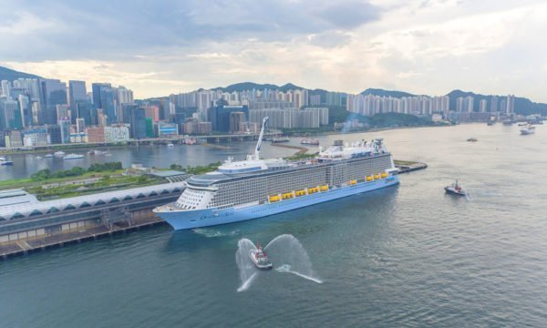 Hong Kong, Vietnam and Japan, Royal Caribbean Cruise