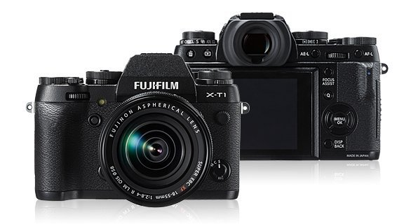 Fujifilm XT-1 on The Travel Expert