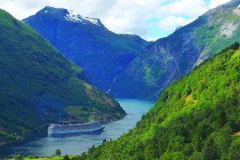 Norwegian Fjords or Baltic Capitals Cruise
