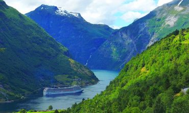 Norwegian Fjords or Baltic Capitals Cruise