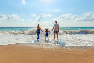 Family holiday to the Algarve