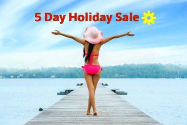 Sunways 5 day holiday sale
