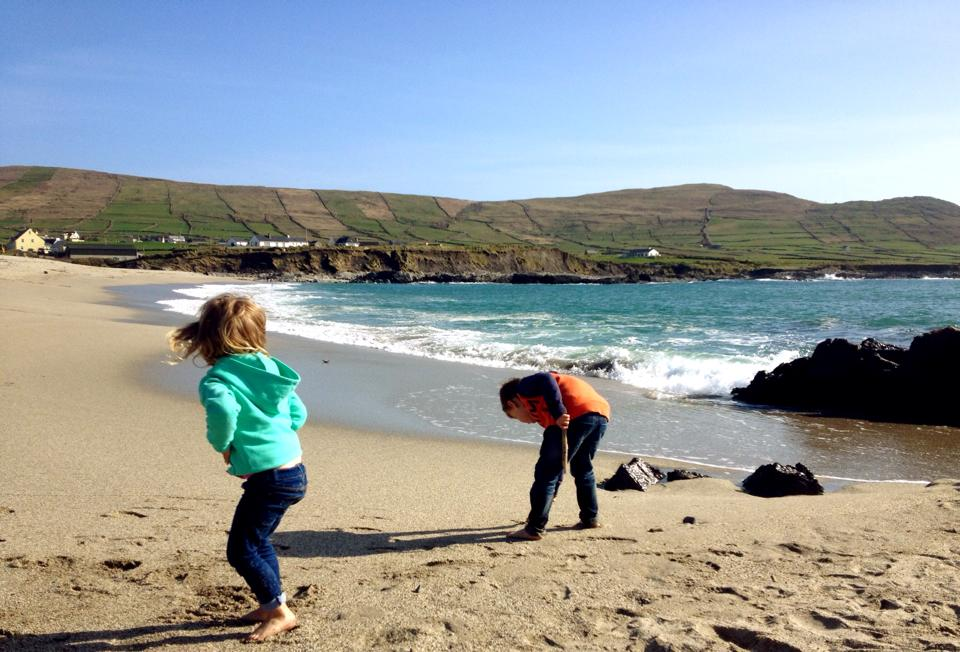 Road Trip from West Cork to Kerry along the Beara Peninsula