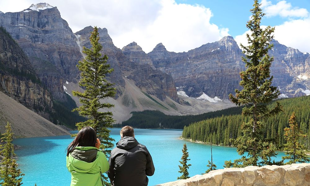 a canada road trip is one of my bucket list holidays