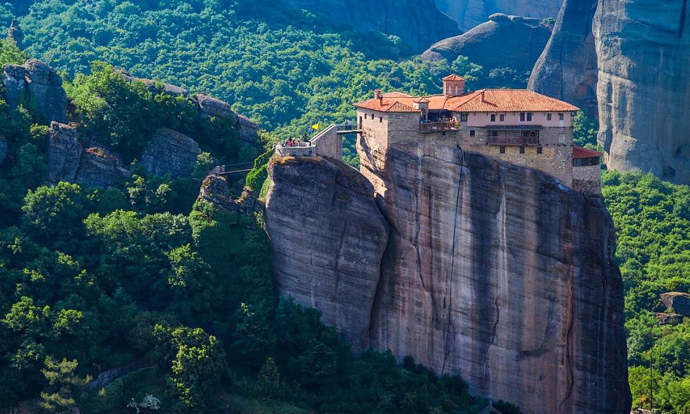 glories of greece escorted tour