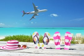 how to get free flights when you shop
