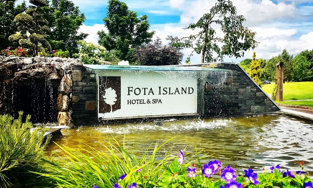 irish hotel spa breaks at fota island resort