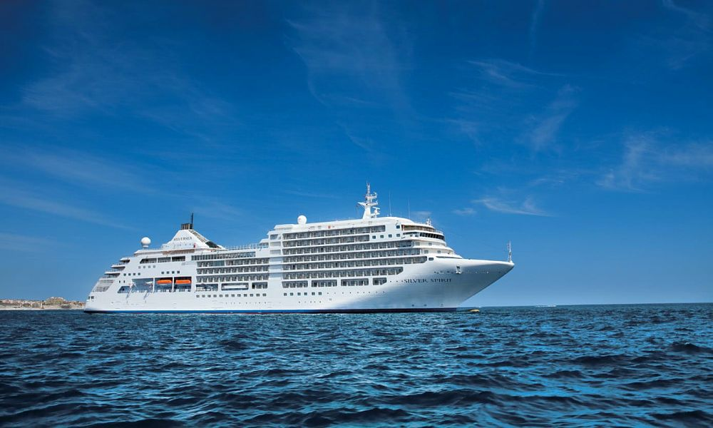 luxury round the world cruise