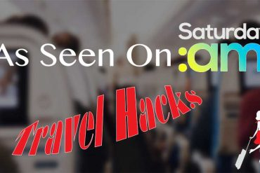 Travel Hacks by the travel expert on TV3