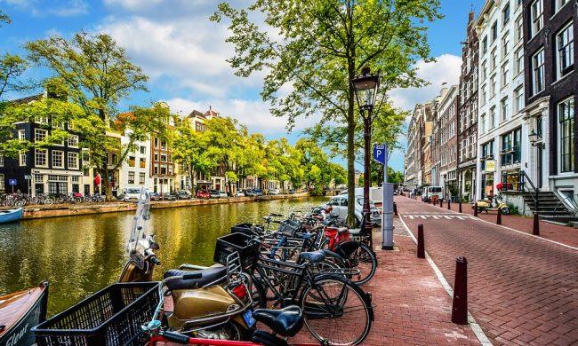 Weekend Break in Amsterdam
