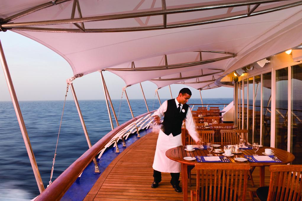 silversea all inclusive luxury cruise