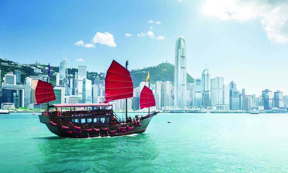 Top Holiday Destinations 2019 - Hong Kong