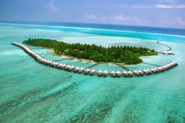luxurious but affordable all inclusive resorts in the Indian Ocean