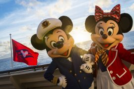 review of Disney Magic cruise ship
