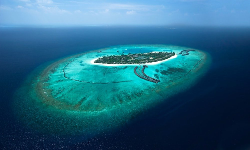 five star resorts in the indian ocean