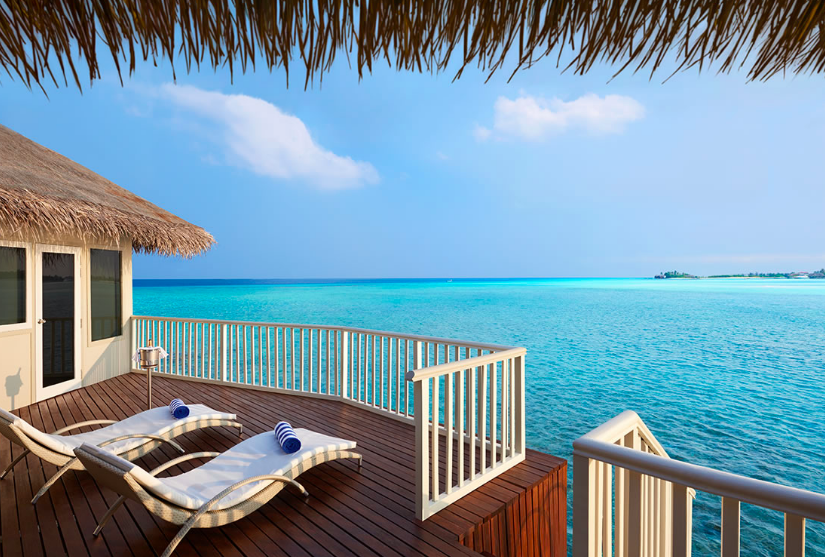 luxurious but affordable resorts in the indian ocean