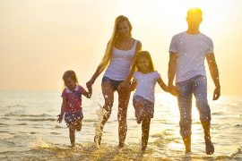 family holiday deal to Lanzarote