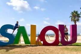 family holiday in salou