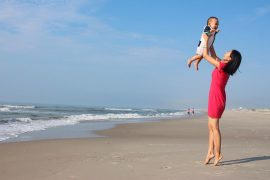 tips to keep babies safe in the sun