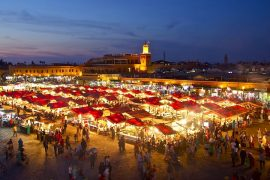summer holiday in marrakech