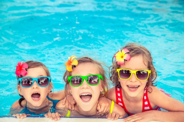 Summer Holidays for Families with 2 Adults & 3 Children