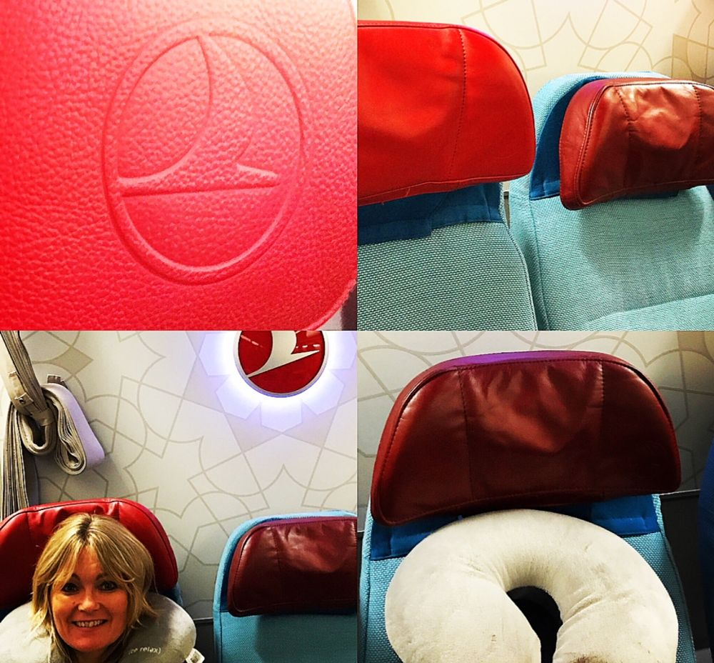 my review of turkish airlines