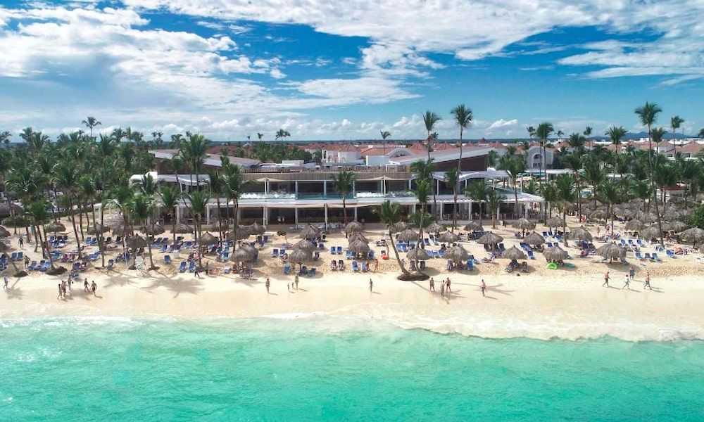 all inclusive deal to dominican republic