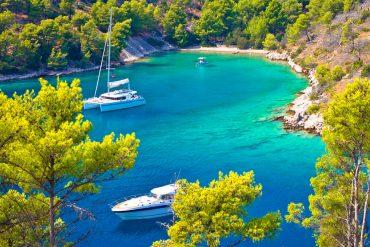 Croatia on a luxury yacht