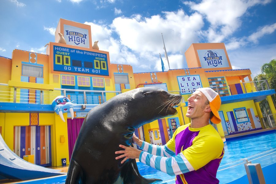 10 reasons to visit SeaWorld Orlando